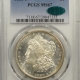 New Certified Coins 1885-S MORGAN DOLLAR – PCGS MS-63 FRESH & FLASHY!