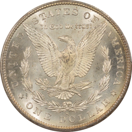 New Certified Coins 1880-S MORGAN DOLLAR – PCGS MS-67 FRESH, FLASHY, NICE & CAC APPROVED!