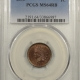 New Certified Coins 1866 INDIAN CENT – PCGS MS-64 BN CAC APPROVED!, FRESH & PQ!