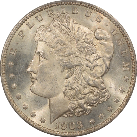 New Certified Coins 1903-O MORGAN DOLLAR – PCGS MS-63