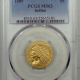 $5 1913 $5 INDIAN HEAD GOLD – PCGS MS-63+ FLASHY & PREMIUM QUALITY!