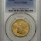 Coin World/Numismatic News Featured Coins 1910-D $10 INDIAN HEAD GOLD – PCGS MS-63