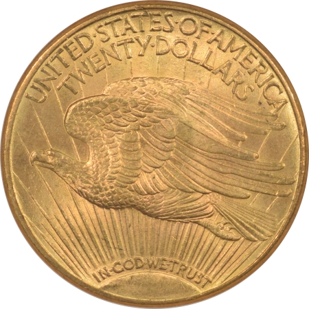 New Certified Coins 1915-S $20 ST GAUDENS GOLD – NGC MS-64