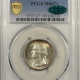 New Certified Coins 1814 CAPPED BUST HALF DOLLAR PCGS MS-64 CAC, FLASHY, FRESH & STUNNING NEAR GEM!