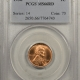 New Certified Coins 1935-S LINCOLN CENT – NGC MS-65 RD