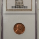 New Certified Coins 1937 LINCOLN CENT – NGC MS-67 RD