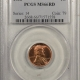 New Certified Coins 1935 LINCOLN CENT – PCGS MS-66 RD