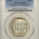 New Certified Coins 1946-S BOOKER T. WASHINGTON COMMEMORATIVE HALF DOLLAR PCGS MS-65, FLASHY GEM!