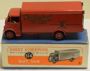 Dinky DINKY 514 GUY VAN, NEAR-MINT MODEL, NEAR MINT BOX!