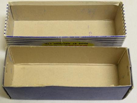 Dinky DINKY 913 GUY FLAT TRUCK W/ TAILBOARD, NEAR-MINT MODEL, VG BOX!