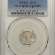 New Certified Coins 1883 SHIELD NICKEL – PCGS MS-64