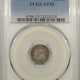 New Certified Coins 1809 CAPPED BUST HALF DOLLAR III EDGE – PCGS XF-40