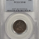New Certified Coins 1838-O SEATED LIBERTY DIME – NO STARS – PCGS AU-50