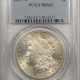 New Certified Coins 1889 MORGAN DOLLAR – PCGS MS-65+ GREAT LUSTER & PREMIUM QUALITY!