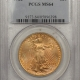 New Certified Coins 1900 $20 LIBERTY GOLD DOUBLE EAGLE – PCGS MS-64+, CAC APPROVED! PQ!
