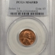 New Certified Coins 1984 LINCOLN CENT – DOUBLED DIE OBVERSE – PCGS MS-66 RD