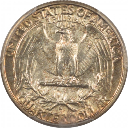 New Certified Coins 1932-S WASHINGTON QUARTER – PCGS MS-64 PRETTY!