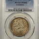New Certified Coins 1936 ALBANY COMMEMORATIVE HALF DOLLAR – NGC MS-65, CAC APPROVED! PQ++