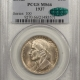 New Certified Coins 1893 COLUMBIAN COMMORATIVE HALF DOLLAR – PCGS MS-63