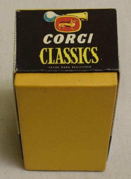 Corgi CORGI 9032 1910 RENAULT PRIMROSE, NEAR-MINT MODEL W/ NEAR-MINT MODEL!