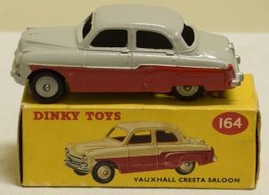 Dinky DINKY 164 VAUXHALL CRESTA SALOON, MINT MODEL W/ VG+ BOX!
