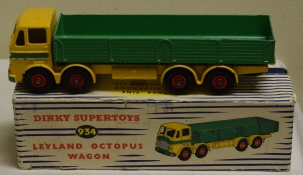 Dinky DINKY 934 LEYLAND OCTOPUS WAGON, EXCELLENT MODEL W/ VG BOX!