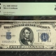 New Certified Coins 1934 $5 SILVER CERTIFICATE, FR-1650, PCGS VERY CHOICE NEW 64 PPQ