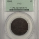 Coronet Head Large Cents 1852 CORONET LARGE CENT – NGC MS-65 RB, FATTY HOLDER! FRESH & PQ!