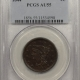 New Certified Coins 1827 CORONET HEAD LARGE CENT – PCGS XF-45