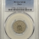 New Certified Coins 1883 PROOF LIBERTY HEAD THREE CENT NICKEL – PCGS PR-65