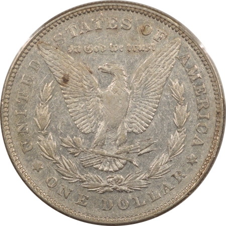 Morgan Dollars 1878 7/8TF MORGAN DOLLAR, VAM 44 TRIPLE BLOSSOM – PCGS XF-45 RARE! KING OF VAMS!