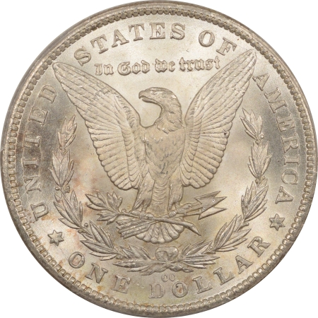 New Certified Coins 1881-CC MORGAN DOLLAR – PCGS MS-66+ FRESH WHITE & STUNNING!
