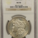 New Certified Coins 1881-S MORGAN DOLLAR – NGC MS-65, BLAST WHITE!