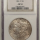 New Certified Coins 1883-O MORGAN DOLLAR – PCGS MS-63, OGH! PREMIUM QUALITY!