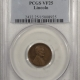 New Certified Coins 1909-S LINCOLN CENT – NGC VG-8 BN