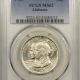 New Certified Coins 1936 ALBANY COMMEMORATIVE HALF DOLLAR PCGS MS-64, FLASHY