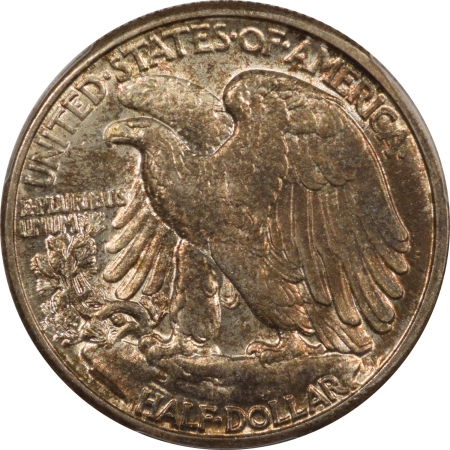 New Certified Coins 1941 WALKING LIBERTY HALF DOLLAR – PCGS MS-65 FRESH GEM!