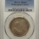 New Certified Coins 1952 WASHINGTON-CARVER COMMEMORATIVE HALF DOLLAR – PCGS MS-65 PRETTY GEM!