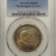 New Certified Coins 1952 WASHINGTON-CARVER COMMEMORATIVE HALF DOLLAR – PCGS MS-65 GORGEOUS GEM!