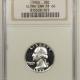 New Certified Coins 1953 PROOF WASHINGTON QUARTER – PCGS PR-67CAM, GREAT CONTRAST!