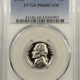 New Certified Coins 1954 PROOF JEFFERSON NICKEL – NGC PF-65 CAMEO