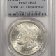 New Certified Coins 1878 8TF MORGAN DOLLAR – ANACS AU-55, FLASHY WHITE & WELL-STRUCK