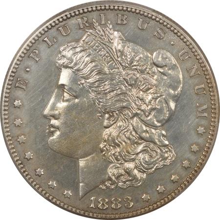 New Certified Coins 1883 PROOF MORGAN DOLLAR – PCGS PR-61 PREMIUM QUALITY!