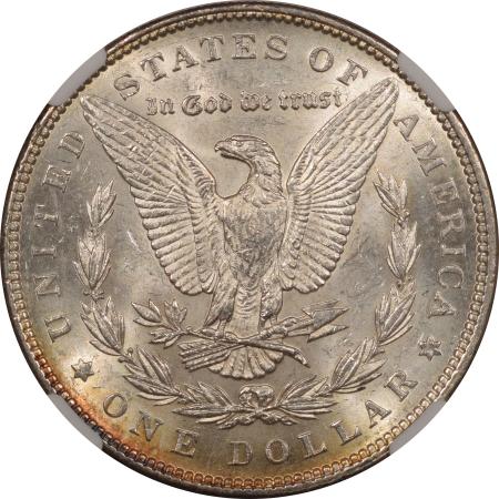 Morgan Dollars 1899 MORGAN DOLLAR NGC MS-61