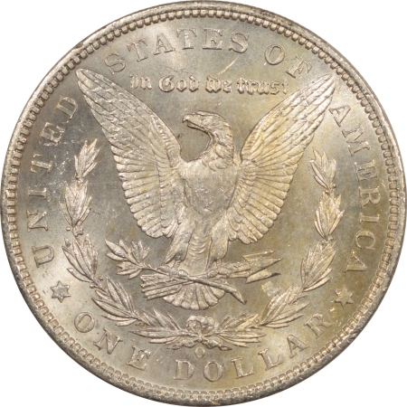 New Certified Coins 1904-O MORGAN DOLLAR – PCGS MS-64