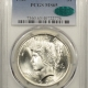 New Certified Coins 1922 PEACE DOLLAR – NGC BINION COLLECTION