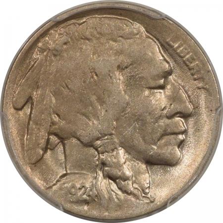 Buffalo Nickels 1924-D BUFFALO NICKEL – PCGS XF-45