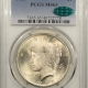 New Certified Coins 1927 PEACE DOLLAR – NGC MS-63, PREMIUM QUALITY!