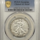 New Certified Coins 1939-S WALKING LIBERTY HALF DOLLAR – PCGS MS-66+ PREMIUM QUALITY & CAC APPROVED!