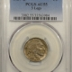 New Certified Coins 1919-D BUFFALO NICKEL – PCGS AU-50
